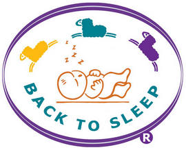 Back to Sleep logo